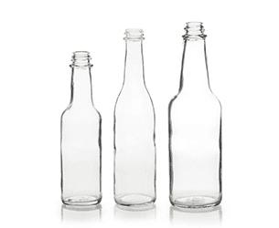 Glass Woozy Bottles